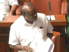 Karnataka Trust Vote Live Updates: Karnataka Governor Tells HD Kumaraswamy To Prove Majority By Tomorrow