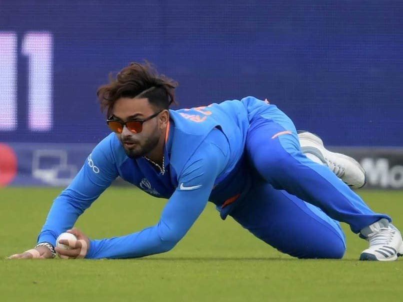 World Cup 2019: Ramakrishnan Sridhar says Rishabh Pant needs to improve fielding