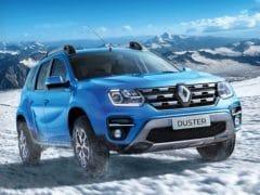 Renault Duster Facelift: Old Vs New
