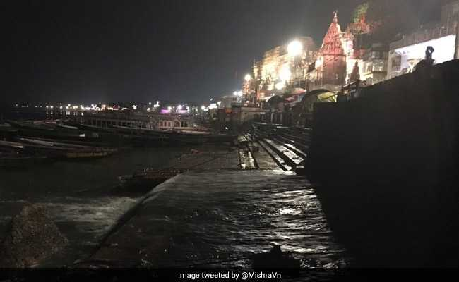 A Professor's Tweets Bring Back Focus On Ganga Pollution In Varanasi