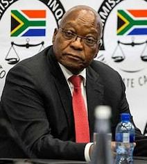 'It's Me Who Put Them Into Trouble': Jacob Zuma On Gupta Family Deals