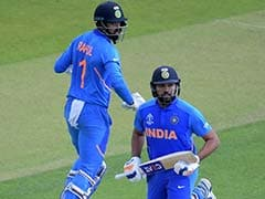 Sri Lanka vs India Highlights, World Cup 2019: World Cup Live: Rohit Sharma, KL Rahul Star As India Brush Aside Sri Lanka