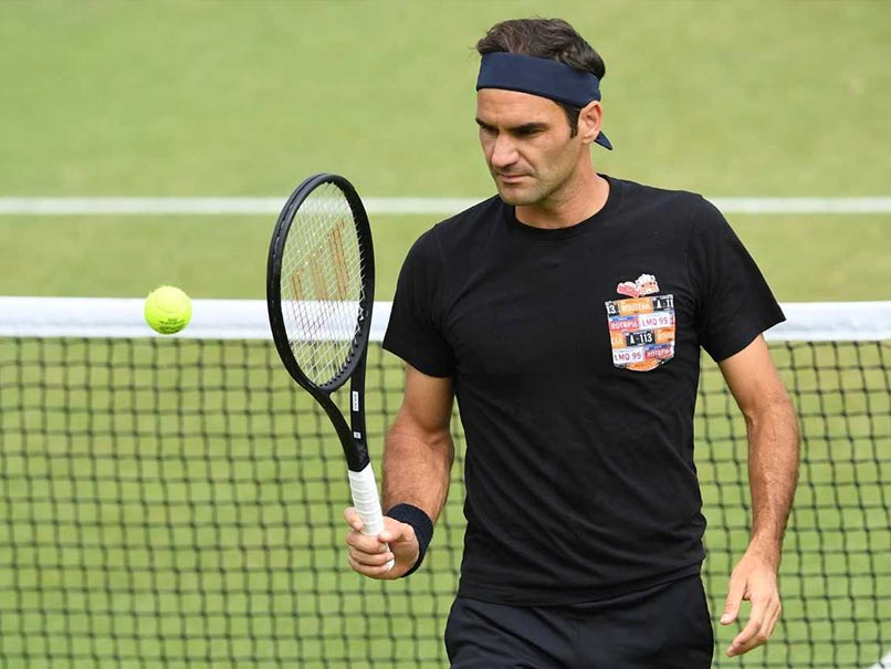Roger Federer Eyes 100th Wimbledon Win And Rafael Nadal Showdown