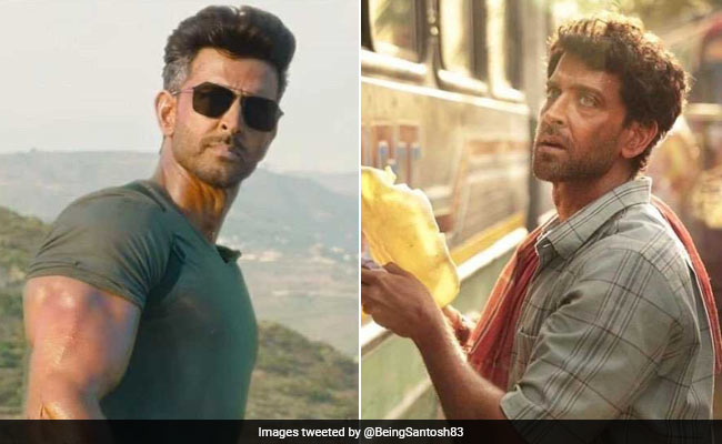 Hrithik Roshan arrives in Anand Kumar's hometown Patna