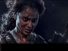 Kangana Ranaut's Rambo-esque Look For <i>Dhaakad</i> Is Totally Fierce