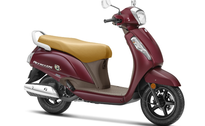 Suzuki has three 125 cc scooters in its portfolio - Access, Access 125 SE & Burgman Street