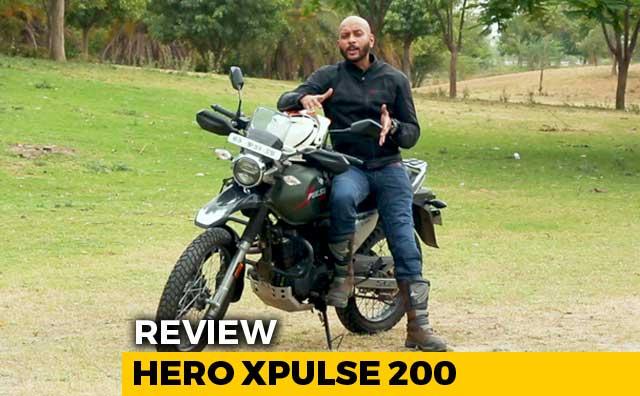 Video : Hero XPulse 200 Review