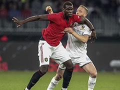 Paul Pogba Shines As Manchester United Thrash Leeds In Pre-Season Fixture