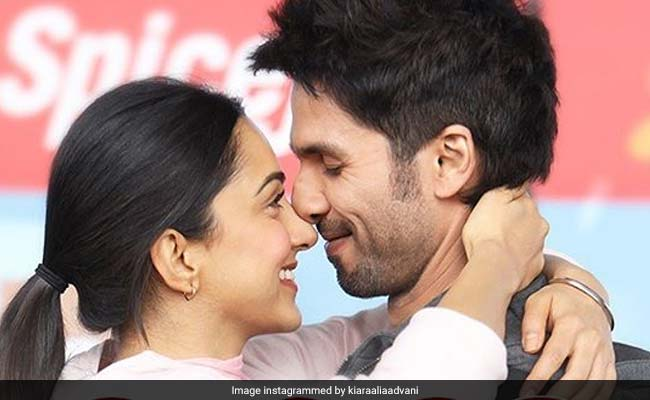 Kiara Advani Marks One Month Of Kabir Singh With An Emotional Post. Shahid Kapoor's Comment Is Priceless