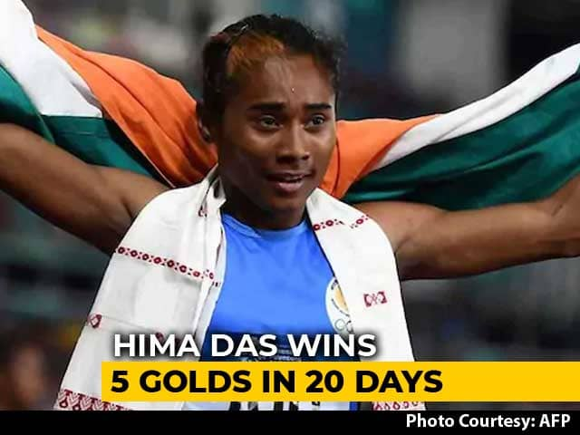 Thats Why Hima Das is out of the World athletics Championship