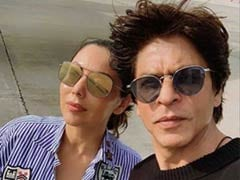 Shah Rukh Khan Left His Heart In Maldives. See His Holiday Album
