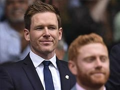 """Excited To Watch Roger Federer, Rafael Nadal"", Says Eoin Morgan As England Stars Take Break From World Cup"