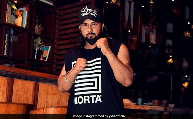 Honey Singh booked for vulgar lyrics in his new song