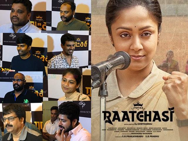 Jyothika Raatchasi