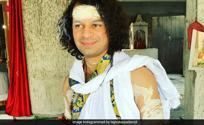 सावन के पहले सोमवार को तेज प्रताप यादव ने अपनाया ये रूप, कुछ ऐसे की भगवान शंकर की पूजा- देखें Video