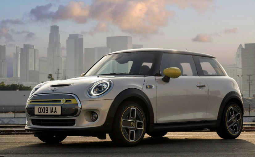 The Mini Cooper SE will is BMW Group's all-new electric model after the i3.