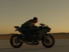 Tom Cruise Back In Top Gun Sequel With Kawasaki Ninja H2