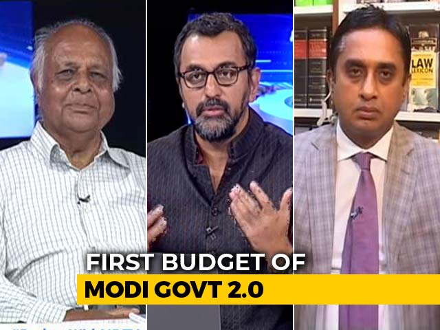 Video : Will Budget Take India To A $5 Trillion Economy?