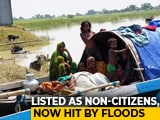 Video : People In Assam's River Islands Miss Citizen List Hearings Due To Floods
