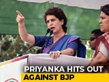 "Video : ""For God's Sake, Mr PM..."" Priyanka Gandhi Ups Attack In Unnao Teen Case"