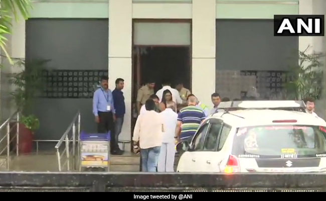 Rebel Karnataka Lawmakers Take Chartered Plane To Visit Shirdi Temple