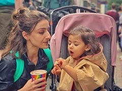 Soha Ali Khan Posts Pic From London. 'Is That FaceApp?' Asks The Internet