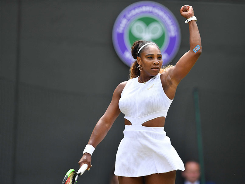 Wimbledon: Serena Williams reached the quarter-finals by defeating Carla Suárez Navarro