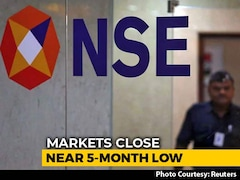 Video: Nifty Settles Below 11,100, Falls To Lowest Level In Nearly 5 Months