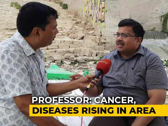 Video : A Professor's Tweets Bring Back Focus On Ganga Pollution In Varanasi