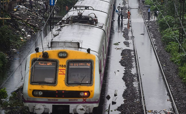 Mumbai Rain Highlights: Local Train Services On Western, Central Lines Resume