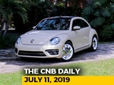 Final VW Beetle Produced, MINI Cooper SE, Porsche Macan