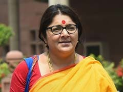 "Bengal BJP MP Locket Chatterjee Has Coronavirus, Says ""All Is Well"""