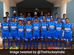 Hockey India Names 18-Member Squad For Olympic Test Event