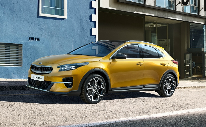 The Kia XCeed will be launched in Europe in the third quarter of 2019