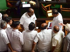No Karnataka Trust Vote Till Monday, Speaker Adjourns Assembly: 10 Points