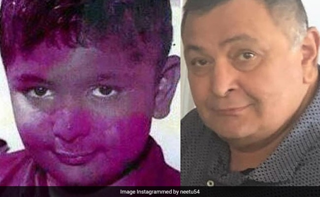 This Throwback Vs Latest Pic Of Rishi Kapoor Proves Viral FaceApp Is 'Exaggerated,' Says Neetu Kapoor