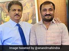 "When ""Super 30"" Teacher's Rejection Earned Anand Mahindra's Respect"