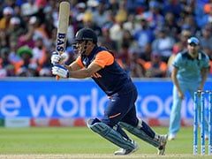 World Cup 2019: MS Dhoni Using Different Bat Logos As Goodwill Gesture