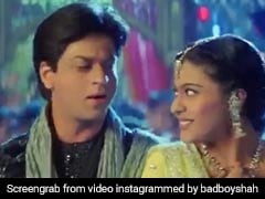 Paagal गाने पर शाहरुख खान और काजोल ने किया जबरदस्त डांस, Video देख करण जौहर ने यूं दिया रिएक्शन...