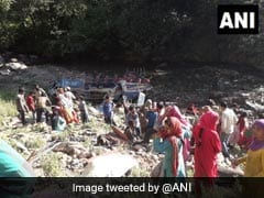 35 Killed As Mini Bus Falls Into Gorge In Jammu and Kashmir's Kishtwar