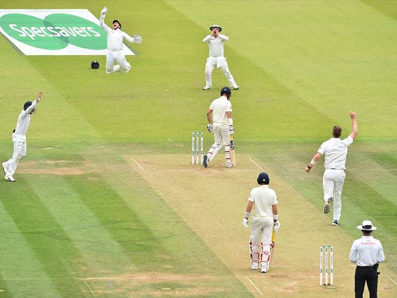 """Trevor Bayliss Admits """"Stern"""" Chat With England Test Players"""