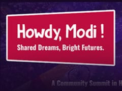 "After New York, Silicon Valley, PM's Next US Gala ""Howdy, Modi"" In Texas"