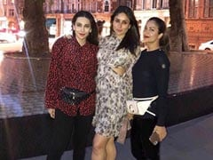 BFF Trio Kareena Kapoor, Karisma, Amrita Arora Take Over London