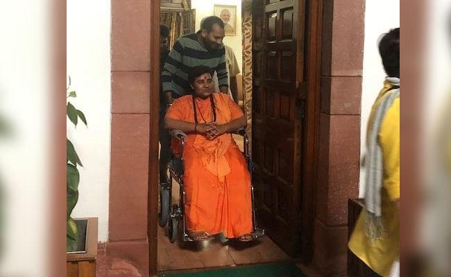 BJP's Pragya Thakur Missing In Court, A Regular In Parliament