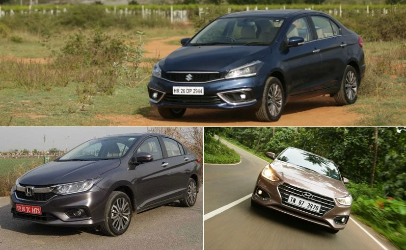 Best Sedan Cars In India Under Rs  15 Lakh - NDTV CarAndBike