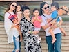 Taimur And Inaaya's Animal Farm Adventures With Mommies Kareena, Soha
