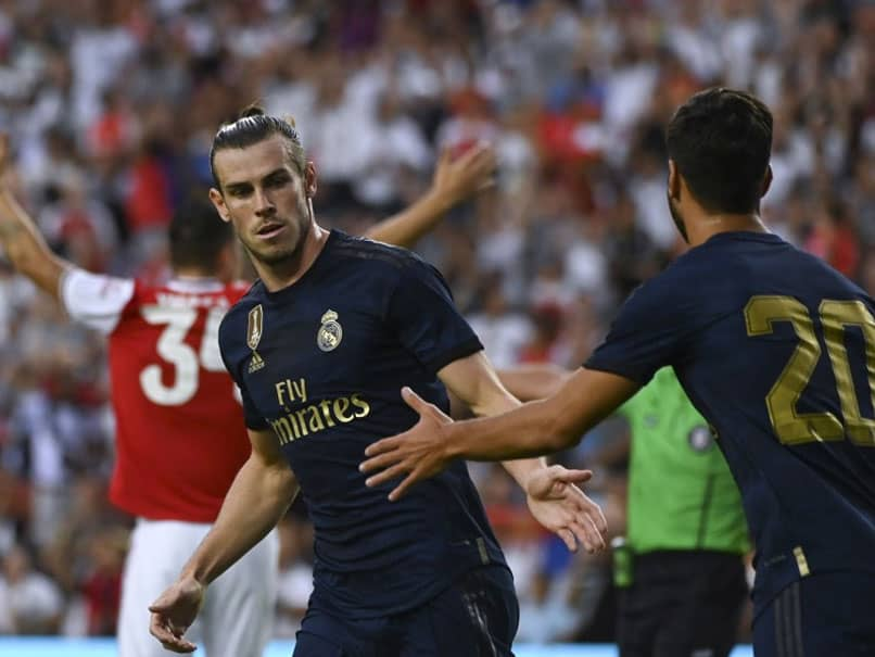 Besieged Gareth Bale Scores As Real Madrid Rally For Friendly Win Over Arsenal