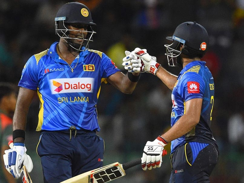 SL vs BAN: Sri Lankas first home win series after 44 months
