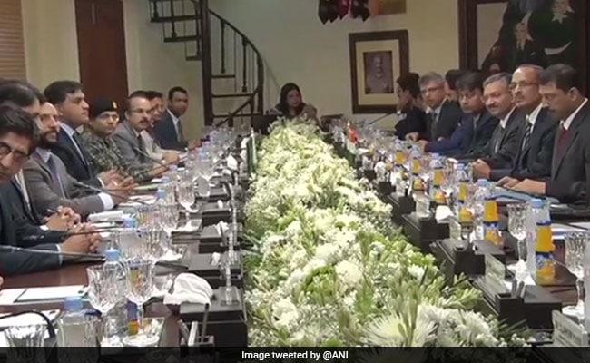 करतारपुर गलियारा: वाघा बोर्डर पर भारत-पाक प्रतिनिधियों की बैठक जारी, कई मुद्दों पर दूर हो सकते हैं मतभेद