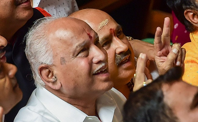 BJP Denies Rift As Mystery Letter Criticising BS Yeddyurappa Surfaces